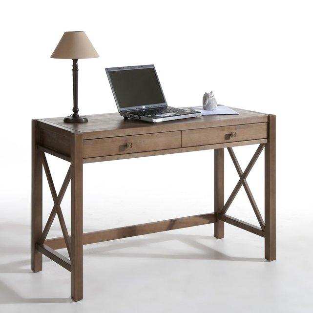Γραφείο από μασίφ ξύλο Derry