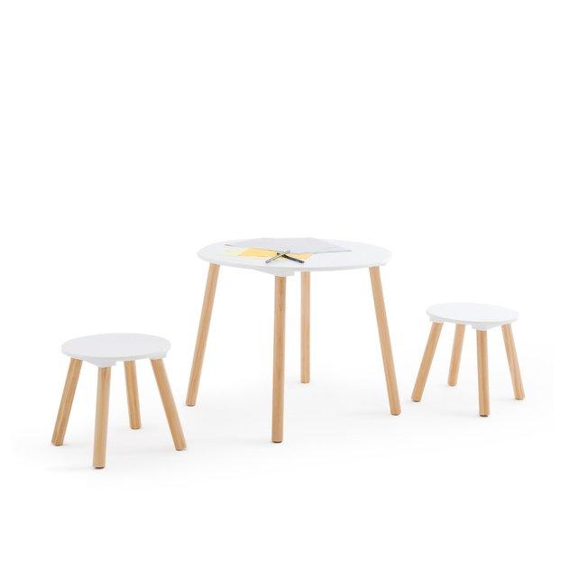 Παιδικό τραπέζι και 2 σκαμπό Jimi