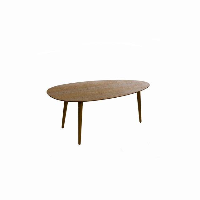 Τραπέζι μέσης - σαλονιού από καρυδιά, Flashback (μήκος 70εκ.)