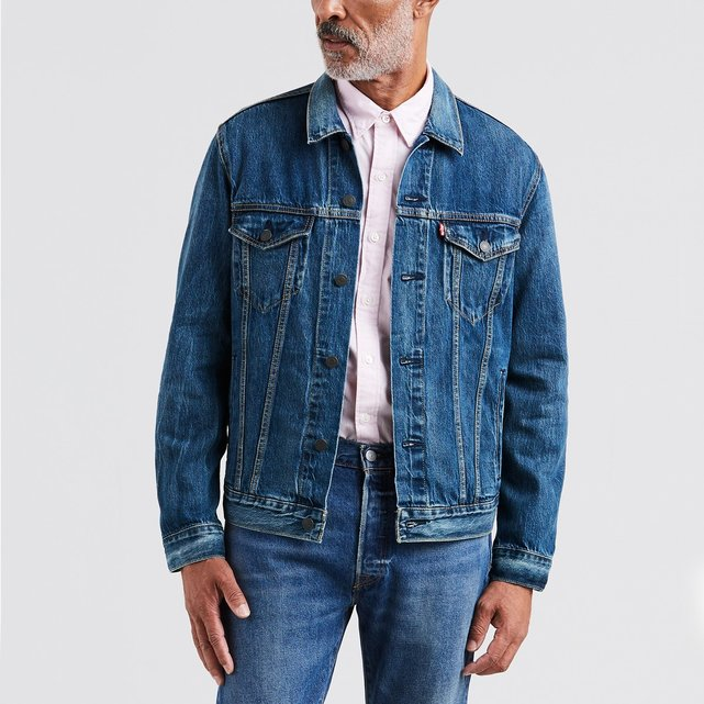 Jean Jacket China & Bangladesh Trucker