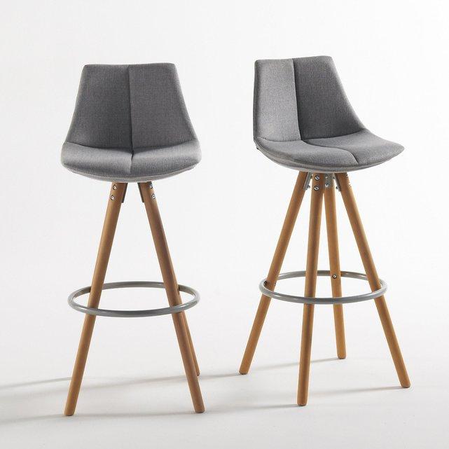 Καρέκλες μπαρ Asting (σετ των 2)
