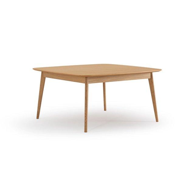 Τετράγωνο τραπέζι 8 ατόμων Biface