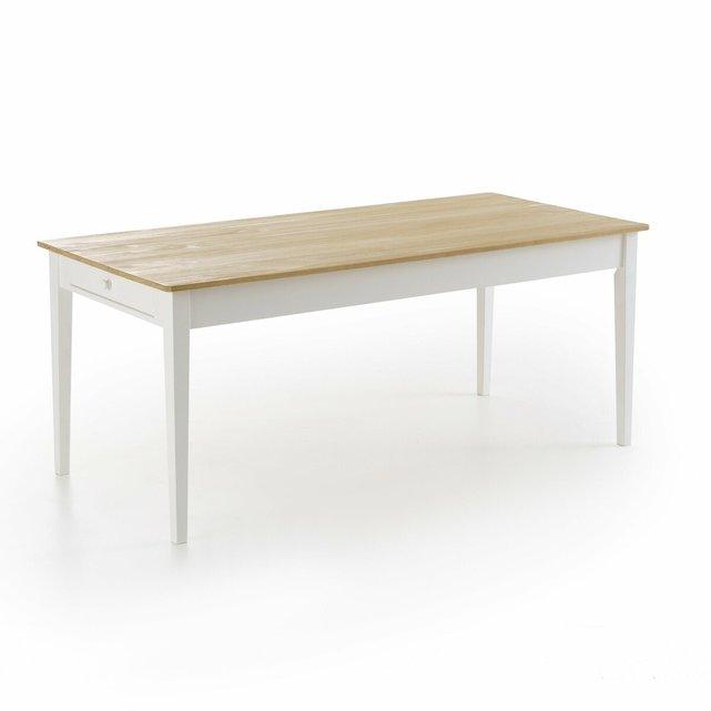 Τραπέζι ρουστίκ για 6-8 άτομα ALVINA