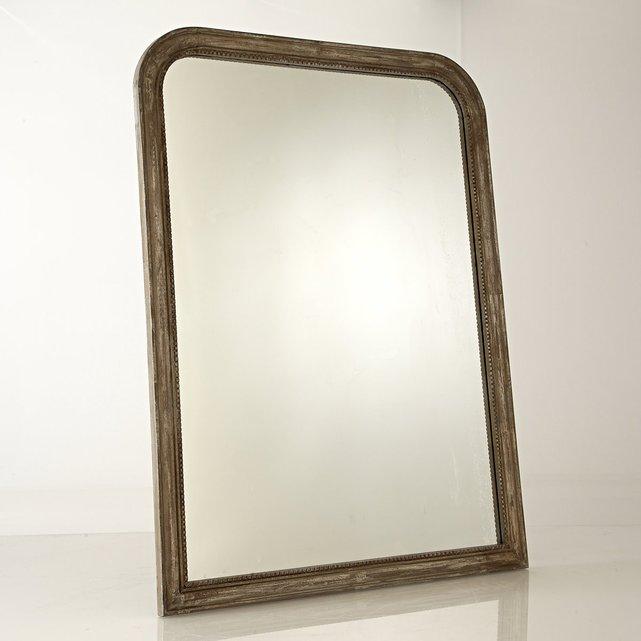 Καθρέφτης από μασίφ μάνγκο Afsan