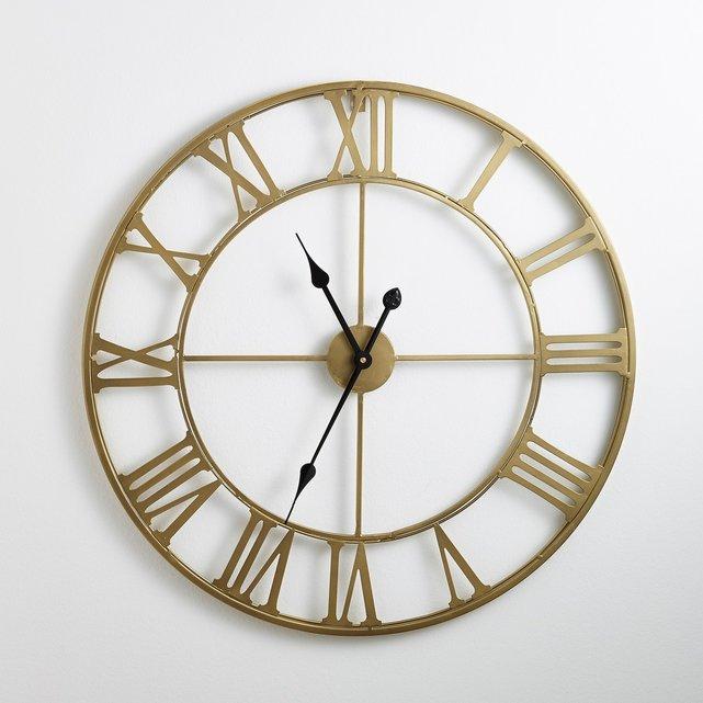 Μεταλλικό ρολόι Zivos