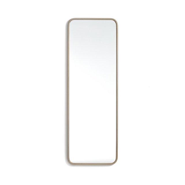 Vintage μεταλλικός καθρέφτης Iodus