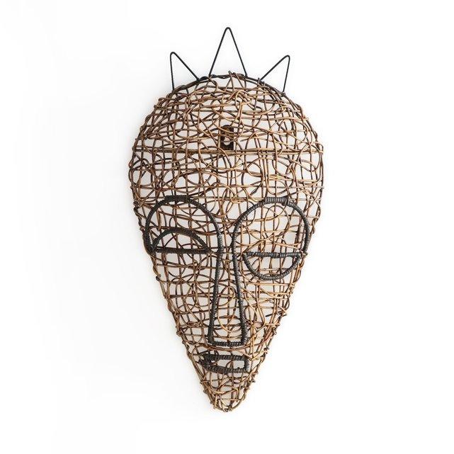 Αφρικανική μάσκα ρατάν Yanaelle, μοντέλο 1