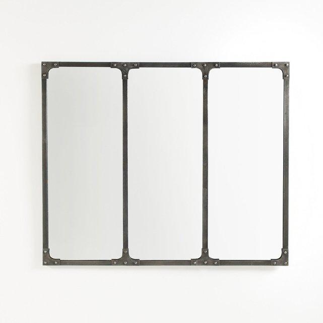 Καθρέφτης σε βιομηχανικό στυλ Lenaig
