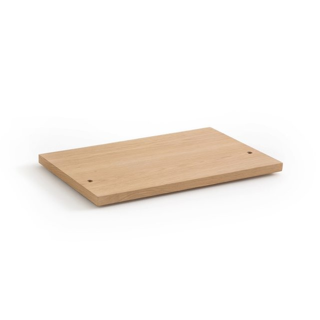 Ράφι 60εκ. με εφέ ξύλου δρυς, Johannez