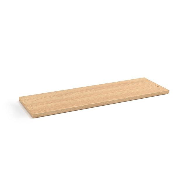 Ράφι 110εκ. με εφέ ξύλου δρυς, Johannez