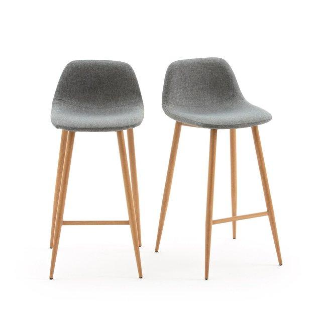 Καρέκλα μπαρ, NORDIE (σετ των 2)