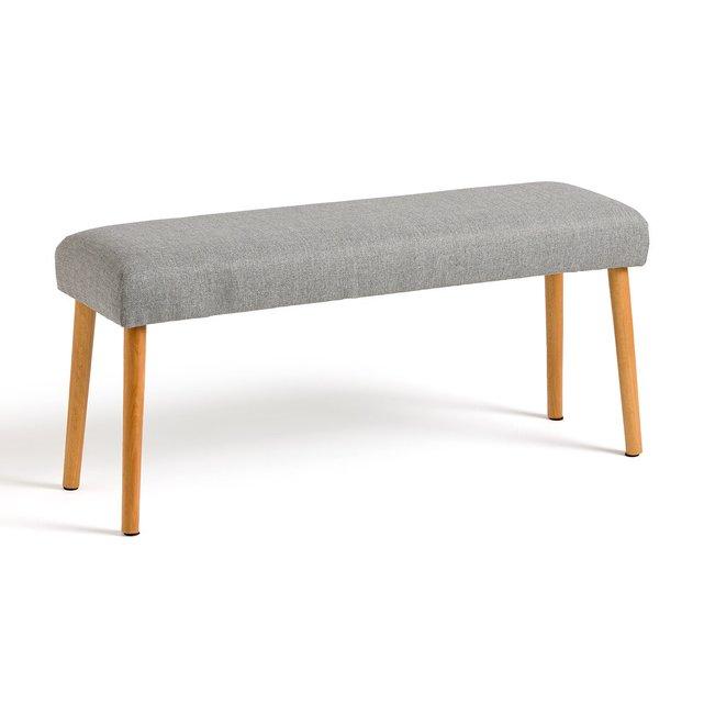 Παγκάκι κρεβατιού από μασίφ ξύλο Jimi