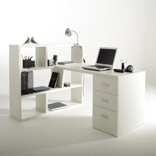 Αναστρέψιμο γραφείο με βιβλιοθήκη Fιnon