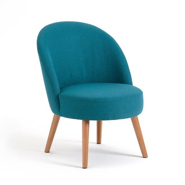 Πολυθρόνα σε στυλ vintage Quilda