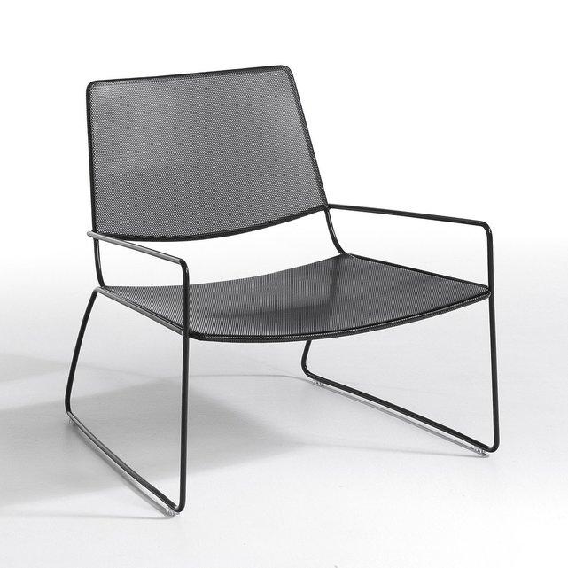 Wallace Διάτρητη Μεταλλική Καρέκλα