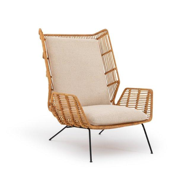 Malu Καρέκλα από χειροποίητο πλέγμα kubu