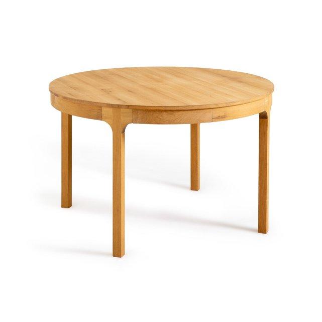 Επεκτεινόμενο στρογγυλό τραπέζι 4-8 ατόμων Amalrik
