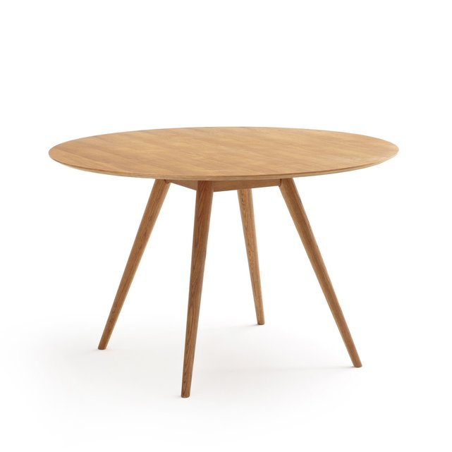 Στρογγυλό τραπέζι 4-6 ατόμων QUILDA