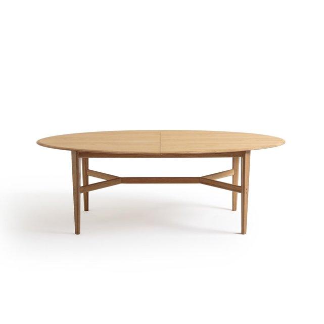 Επεκτεινόμενο τραπέζι από μασίφ βελανιδιά Tadame