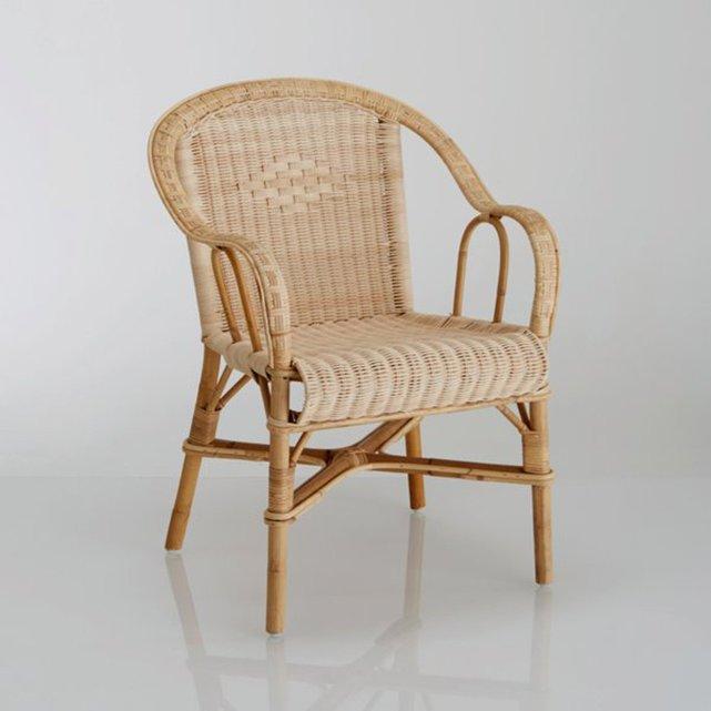 Καρέκλα κήπου από ρατάν Marcel