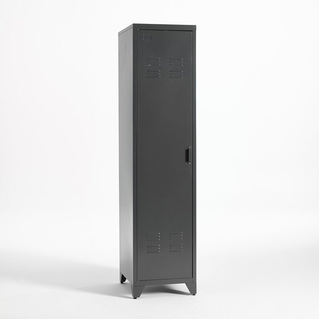 Hiba μεταλλική αμερικάνικη Ντουλάπα με 1 πόρτα