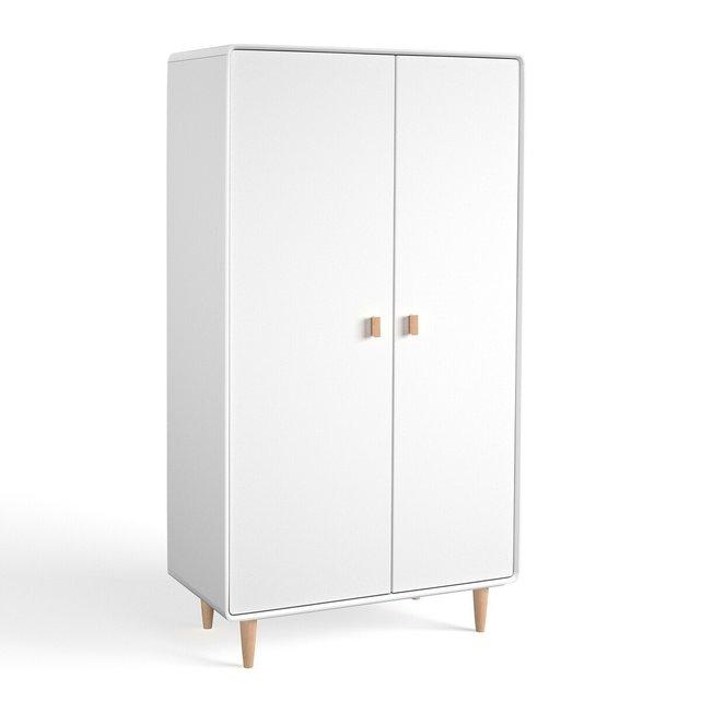 Δίφυλλη ντουλάπα Jimi 2