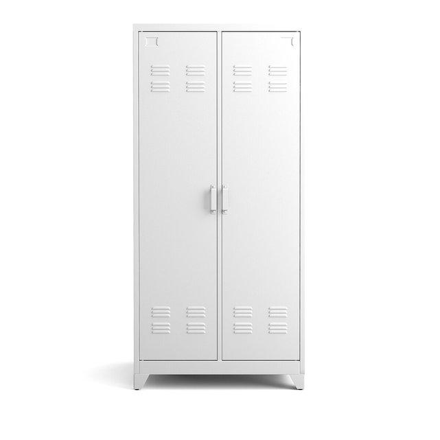 Hiba μεταλλική δίφυλλη ντουλάπα