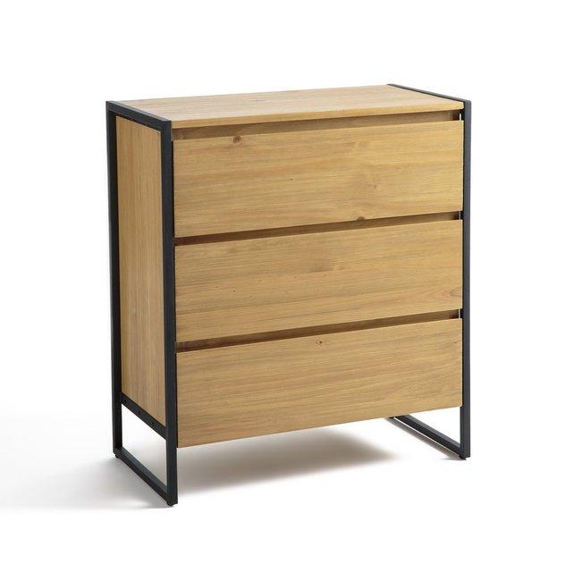 Συρταριέρα με 3 συρτάρια HIBA