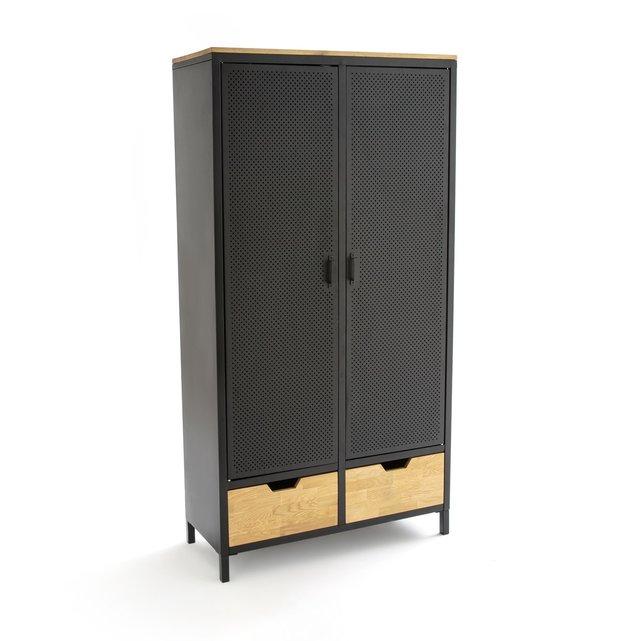 Δίφυλλη ντουλάπα AGAMA