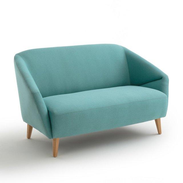 Ίσιος καναπές 2 θέσεων HEXO