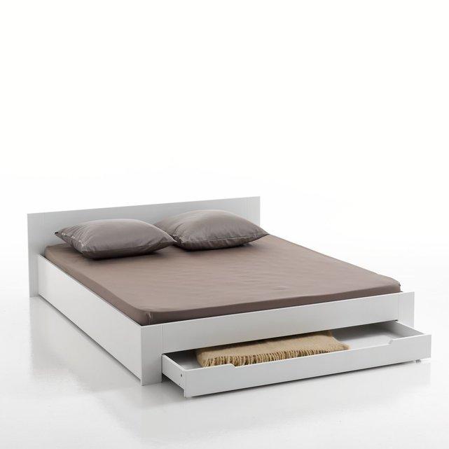 Διπλό Κρεβάτι Με Χώρο Αποθήκευσης ASPEN