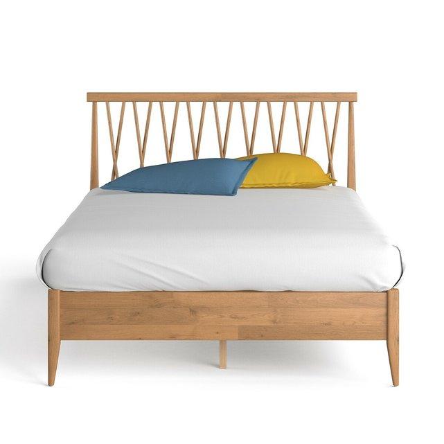 QUILDA Ξύλινο Κρεβάτι