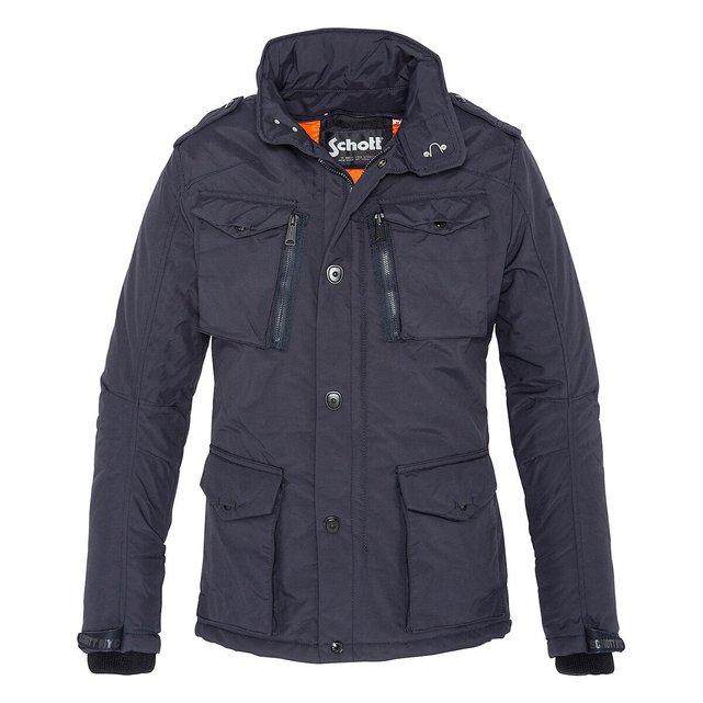 Jacket με ψηλή λαιμόκοψη