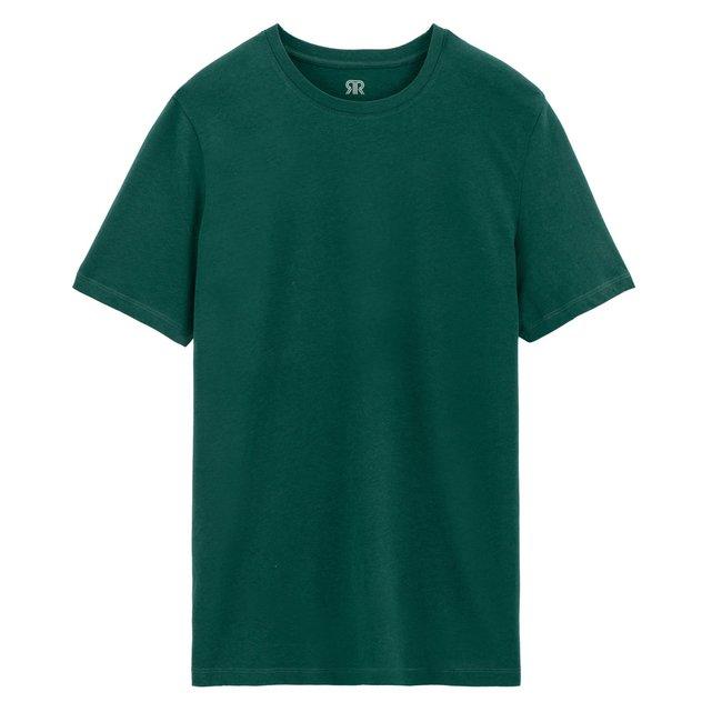 Κοντομάνικη μπλούζα με στρογγυλή λαιμόκοψη Oeko Tex