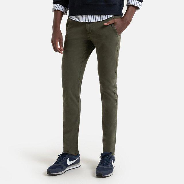 Skinny παντελόνι chino