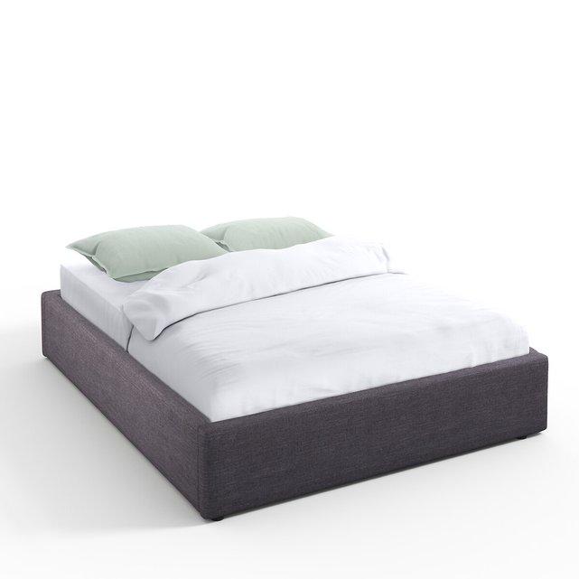 Κρεβάτι με αποθηκευτικό χώρο και ανακλινόμενες τάβλες, Papilla