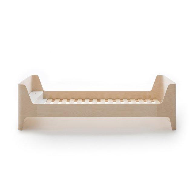 Μονό κρεβάτι Scandi, σχεδίασης E. Gallina