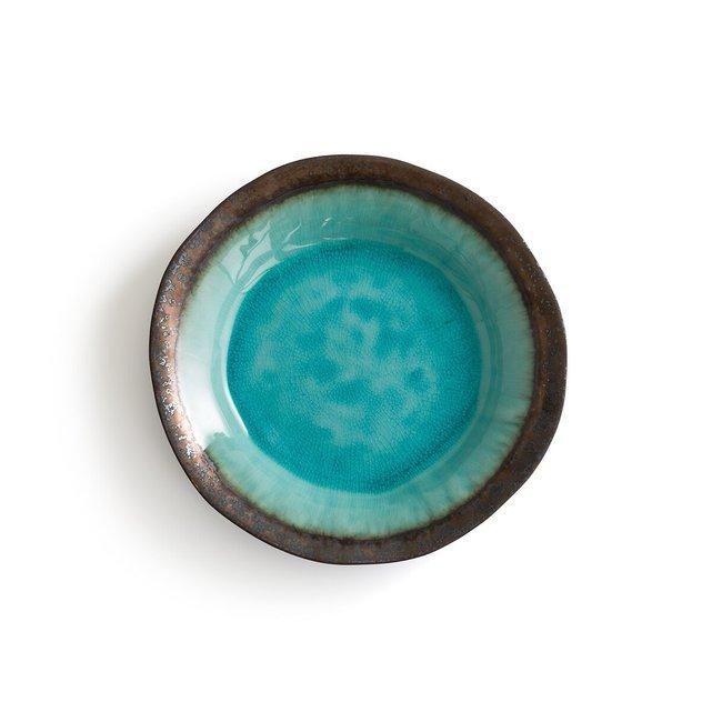 Κεραμικό πιατάκι γλυκού με εφυάλωση, Altadill