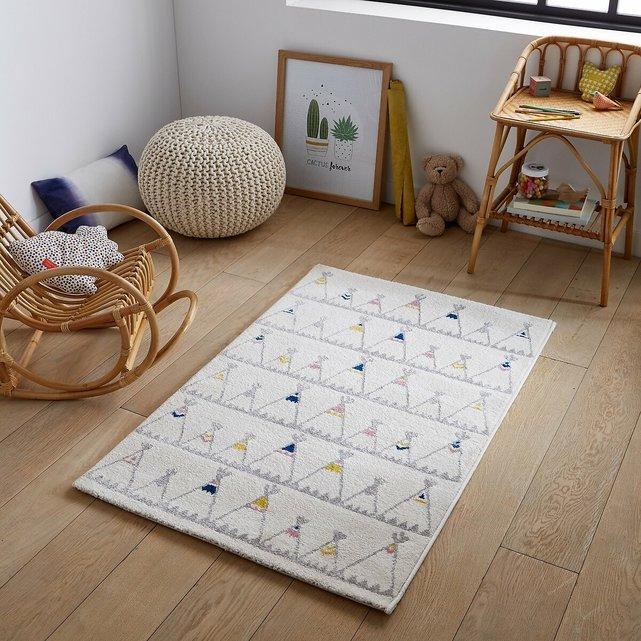 Παιδικό χαλί με μοτίβο ινδιάνικες σκηνές, Zoupiou
