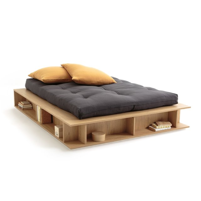 Κρεβάτι με αποθηκευτικούς χώρους και ανακλινόμενο τελάρο, Presto