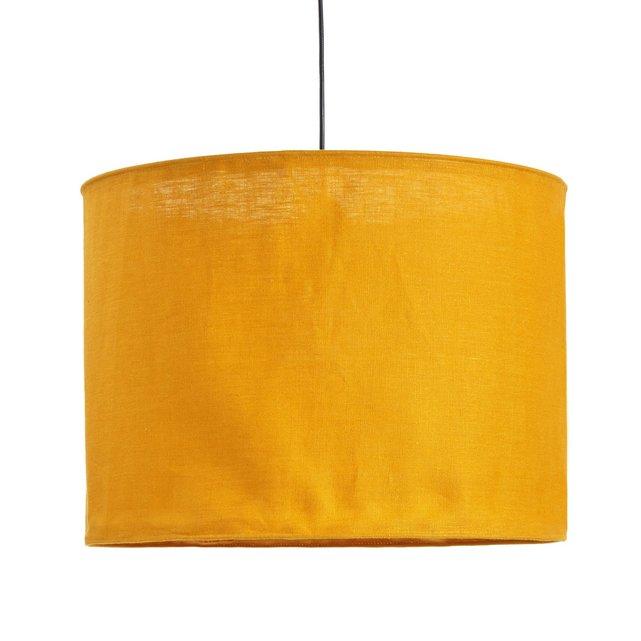 Φωτιστικό οροφής από λινό, THADE