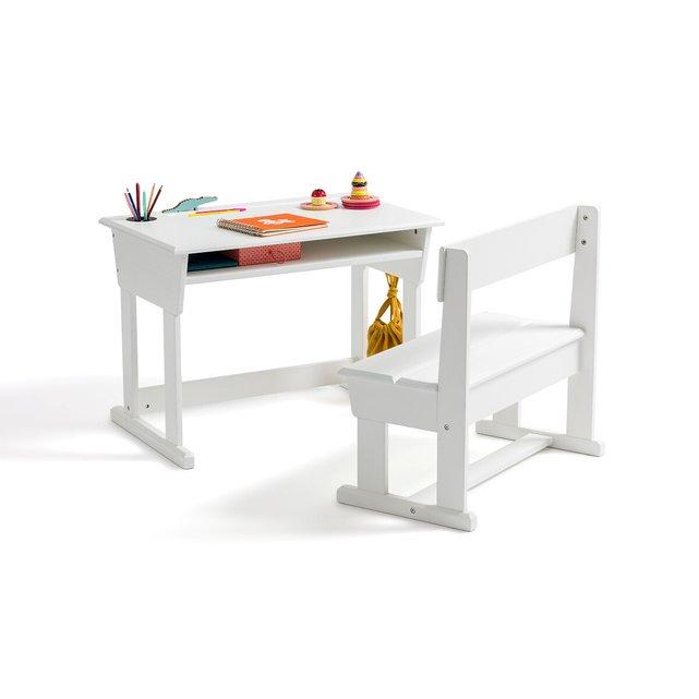 Γραφείο-θρανίο + κάθισμα, Toudou
