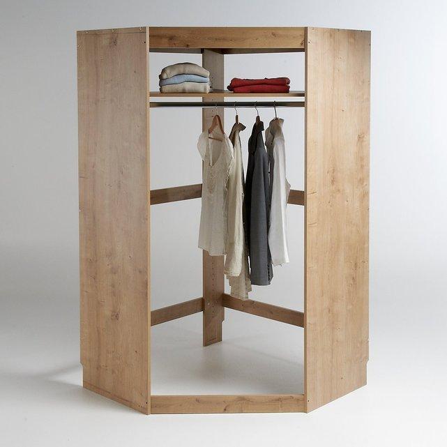Γωνιακή μονάδα ντουλάπας, Build