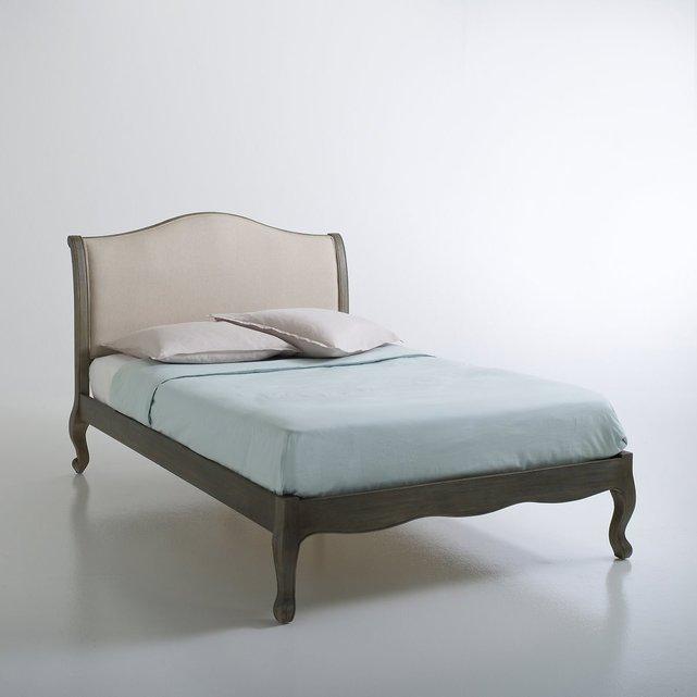 Διπλό κρεβάτι + τελάρο με τάβλες, Janel