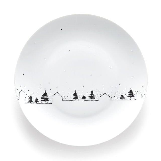 Σετ 4 ρηχά πιάτα, MIWIN