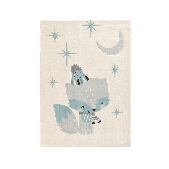 Παιδικό χαλί με μοτίβο αλεπού, Nathen