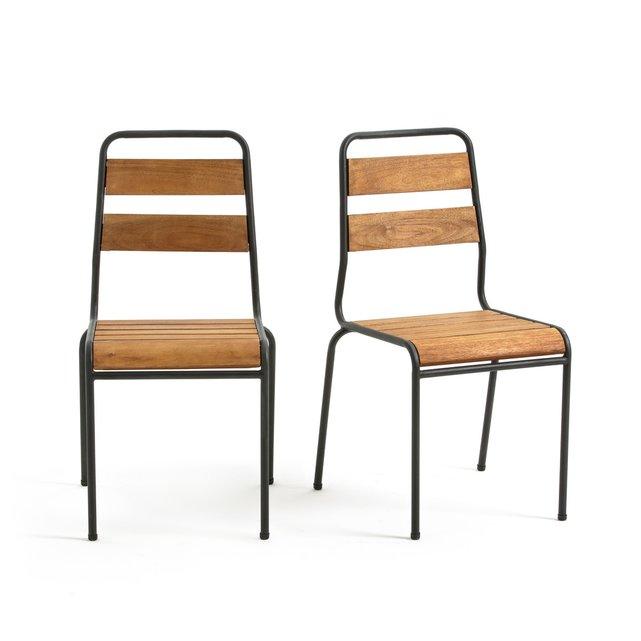 Καρέκλα κήπου, JURAGLEY (σετ των 2)