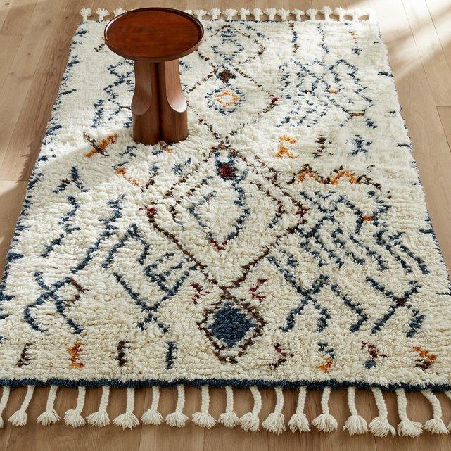 Χαλί από 100% μαλλί σε στυλ berber, Naroun