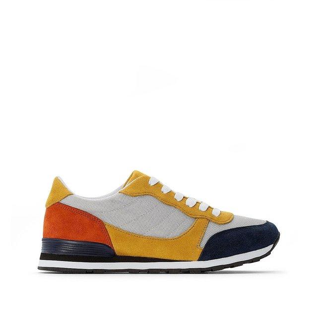 Πολύχρωμα παπούτσια με κορδόνια