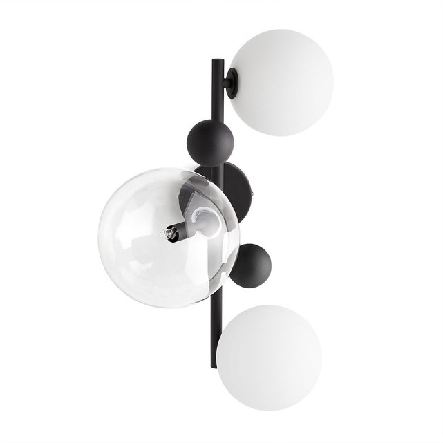 Απλίκα από γυαλί και μέταλλο, Bullesco